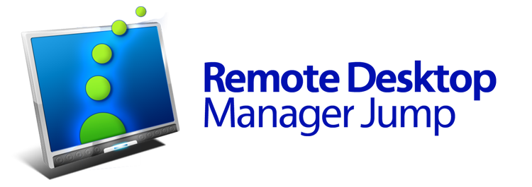 Remote Desktop Manger Jump